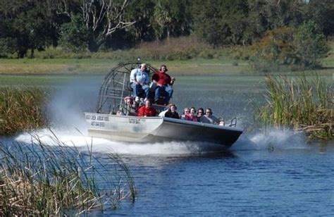 airboat adventures at boggy creek congo river golf kissimmee all you need to know before