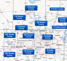 tarrant county map dfw real estate homes for sale in dfw