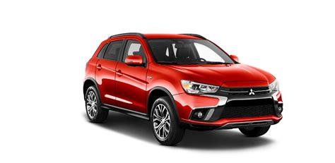 2019 Mitsubishi Outlander Sport by View The 2019 Mitsubishi Outlander Sport Exterior Color