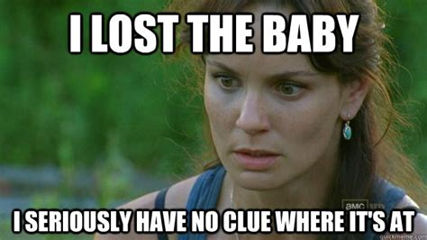 The Walking Meme - lori walking dead quotes quotesgram