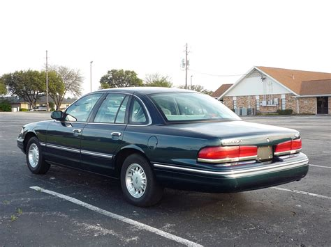 how cars run 1997 ford crown victoria auto manual 1997 ford crown victoria pictures cargurus