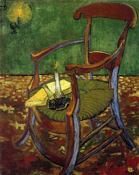 la sedia la sedia di gauguin