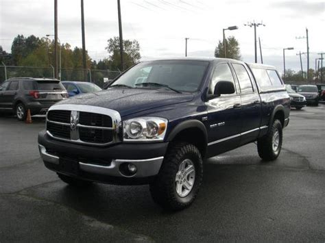 canopy for dodge ram 1500 2007 dodge ram 1500 slt cab 4wd with canopy outside