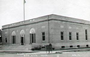Algonac Post Office by Post Offices In Michigan