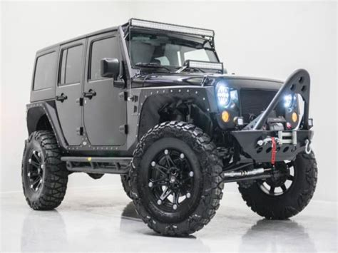 10000 Jeep Wrangler Sell New Jeep Wrangler Unlimited Sport Utility 4 Door In