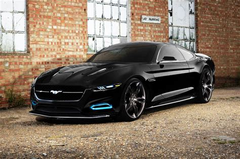 On2021 Black 2021 ford mustang gt by jhonconnor on deviantart