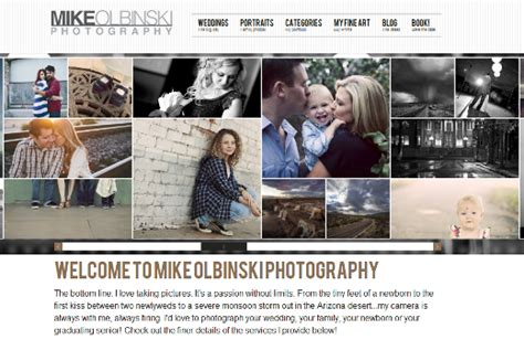 wordpress themes for photographers 9 stunning exles