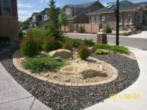 Flat Rock Fire Pit - diy corner landscaping home staging accessories 2014