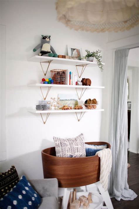 25  best ideas about Nursery shelving on Pinterest