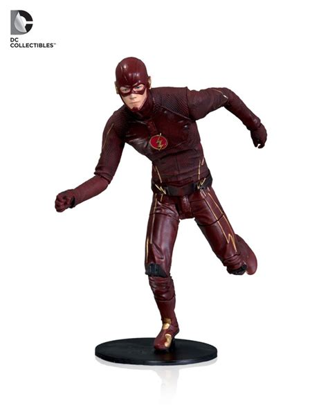 figure flash dc reveals batman arkham flash arrow toys and