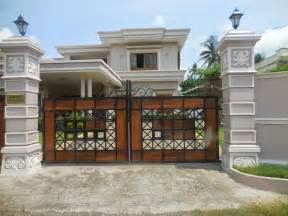 Design Homes Ideas Wooden Driveway Gate Plans Design E All About Home Ideas