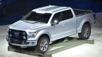 2015 Ford F 150 Atlas The Ford Atlas Concept Is The 2015 F 150