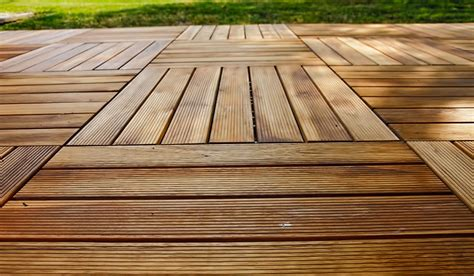pavimento legno giardino pavimenti legno esterno parquet esterno