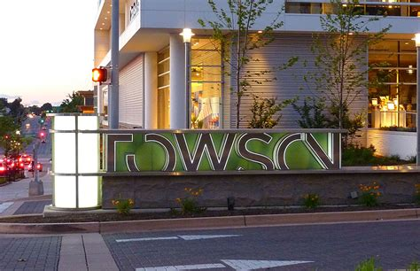 layout of towson mall labozan associates a world leader in environmental