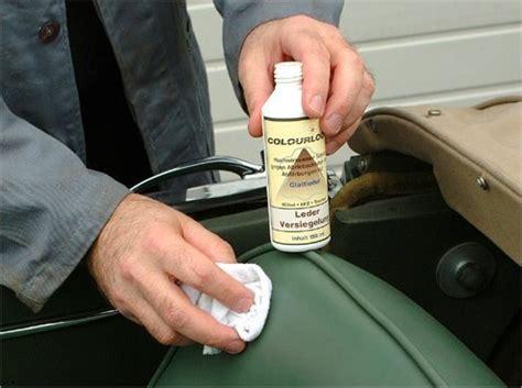 Lederpflege Im Auto by Die Reinigung Und Pflege Von Leder Im Auto Lederzentrum