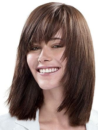 low manance hair cuts with bangs for hair long low maintenance hairstyle