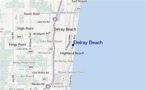 map of florida delray delray surf forecast and surf reports florida