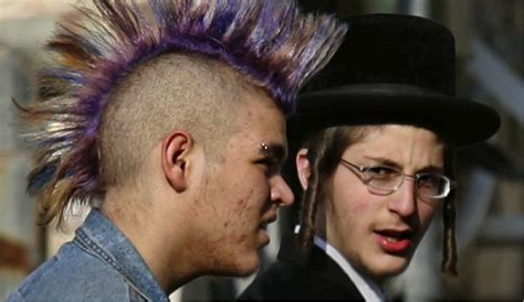 Hasidic Jew Meme - review quot punk jews quot chronicles modern misfits