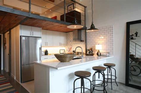 New York Loft Kitchen Design Industrial Kitchen Design Best Home Decoration World Class