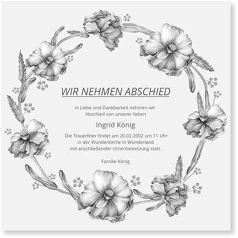 Muster Einladung Trauerfeier Einladung Trauerfeier Gratis Musterkarten Und Versand