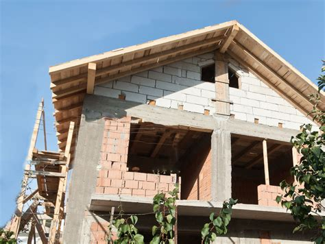 building a house blog brick house construction howtospecialist how to build