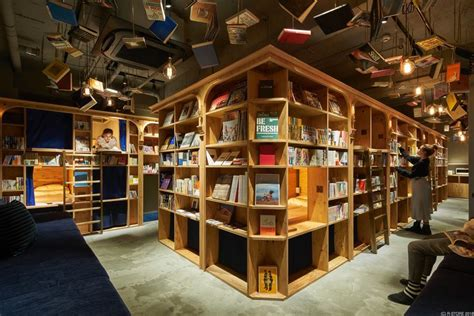 theme hotel kyoto sleep in a bookshelf with 5000 books in kyoto s new