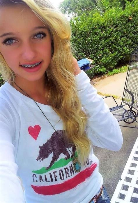 blonde models with braces blonde braces girl pinterest posts blondes and braces