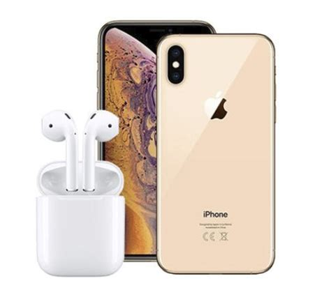 iphone xs max gb airpods giveaway