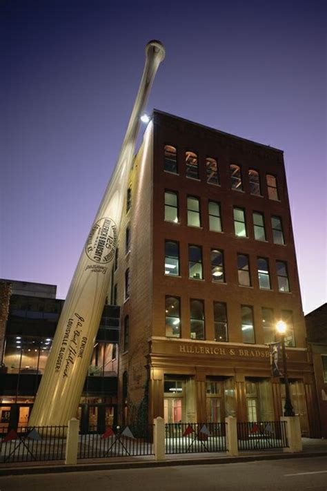 louisville slugger museum factory louisville kentucky louisville slugger museum and factory baseball pinterest