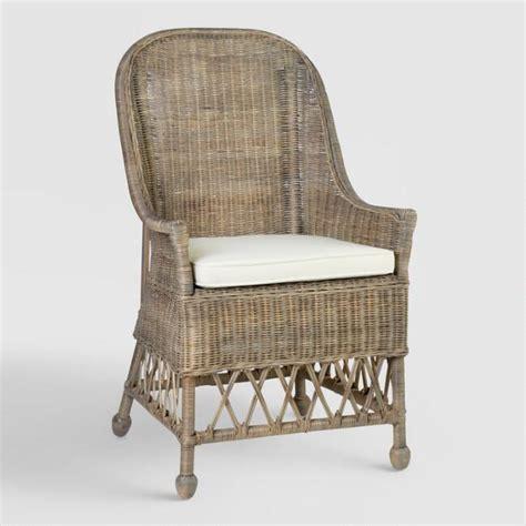 world market armchair world market rattan chairs chairs seating