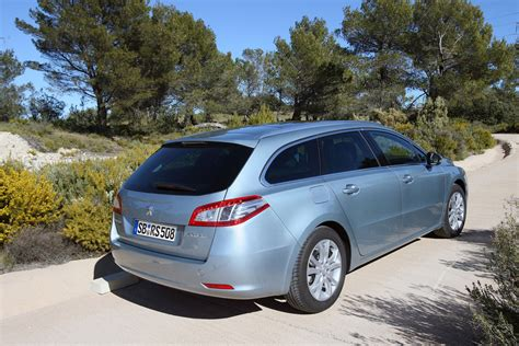 peugeot 508 sw active 1 6 hdi 1 photo and 62 specs
