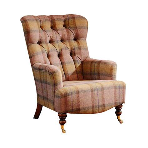 Tetrad Upholstery by Tetrad Upholstery Belgravia Chair In Fabric