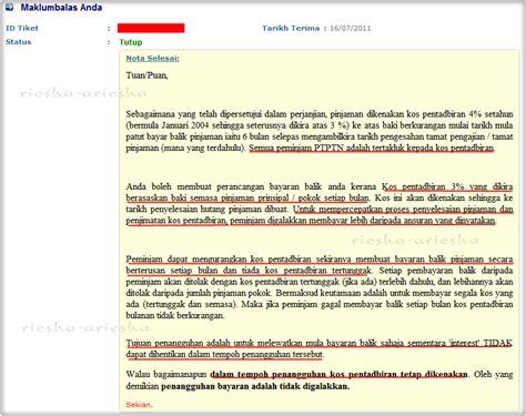 contoh surat sokongan majikan untuk sambung belajar