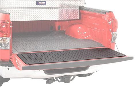 dee zee truck bed mat dee zee universal tailgate mat authorized dealer