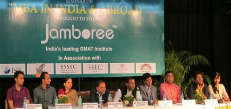 Pre Mba Courses In India by Seminar On Mba In India Abroad