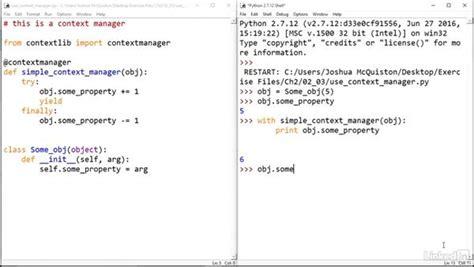 tutorial python decorators the contextmanager decorator