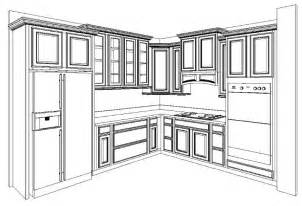 Layout Of Kitchen Cabinets by Simple Kitchen Cabinets Layout Design Greenvirals Style