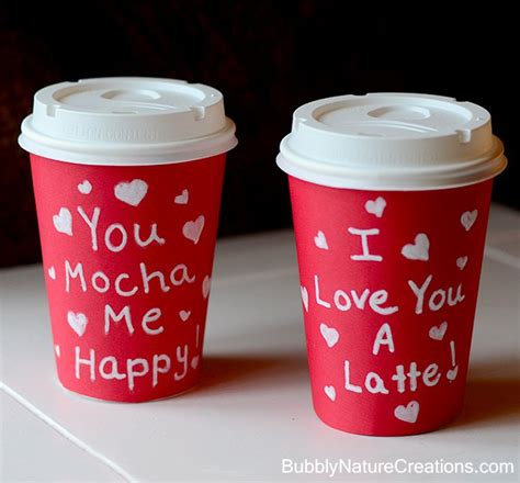 valentines cups 30 more last minute diy s day gift ideas for him
