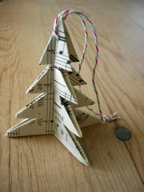 1001 ideen und bastelvorlagen f 252 r weihnachtsbaumschmuck