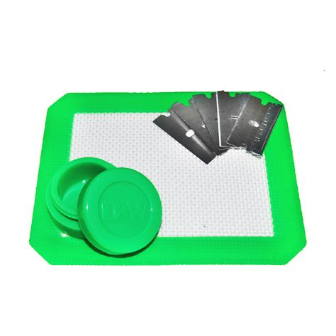 Dab Mats by Dw Combo Deal 5x4 Non Stick Bho Dab Mat Dab Wizard 1 5