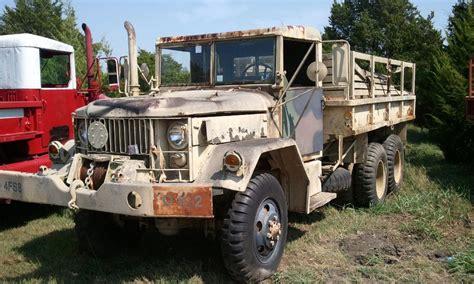 jeep kaiser 6x6 no81 6x6 m35a2 kaiser jeep