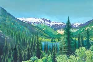 pacific northwest landscape by johannachambers on deviantart