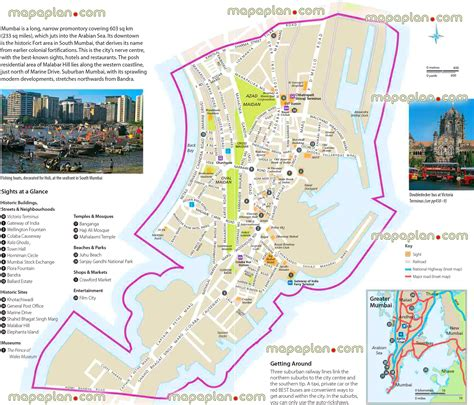 attractions in map maps update 577687 tourist attractions map in india