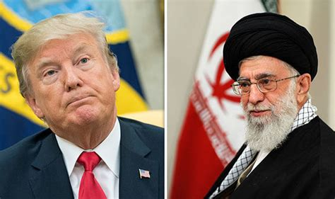 donald trump iran donald trump iran nuclear deal us on verge of declaring