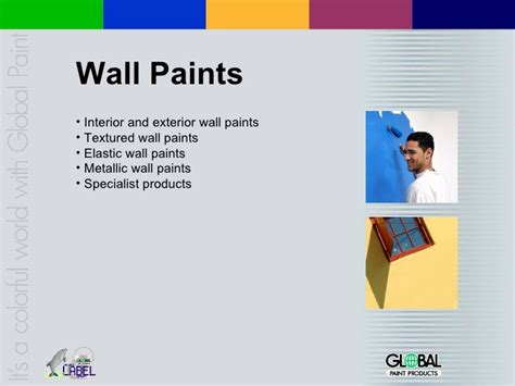 company profile global paint products b v