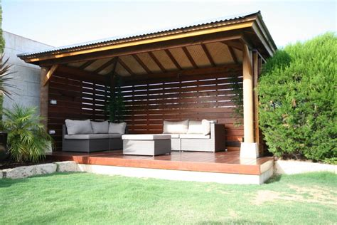 Cabana Design by Perth Cabanas Timber Cabanas Cabana Design Cabana
