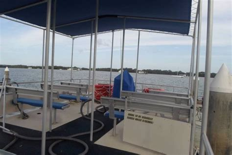 pontoon boats for sale queensland pontoon boat in survey power boats boats online for