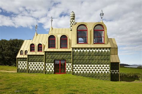 house for eccentric house from grayson perry quot a house for essex quot