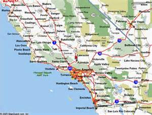 southern california airports map barnes aviation