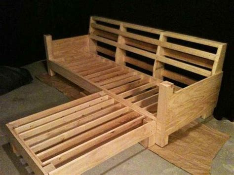 Build A Sofa Bed Diy Sofa Plans Build Your Own Build Your Own With Wooden Material Diy